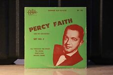 PERCY FAITH SET NO. 2  PIC SLEEVE 45 RPM EP RECORD..TD 17-2