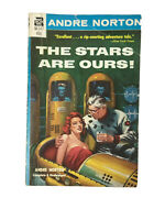 The Stars are Ours by Andre Norton 1966 Ace M-147 Paperback
