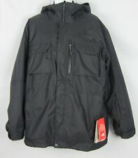 NWT The North Face Men's Gilmore Triclimate HyVent Jacket Black Heather Size 2XL