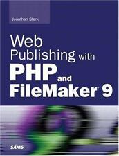 Web Publishing with PHP and FileMaker 9, Jonathan Stark, New Book