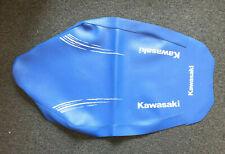 Kawasaki KX 125 250 1992 Style Blue Seat Cover KX125 KX250 fits 1992-1993