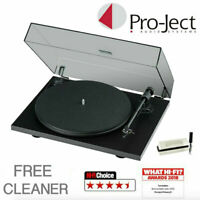 PRO-JECT PRIMARY E Turntable Plug & Play hi-fi  + Ortofon Cartridge + LID Black