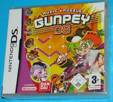 Gunpey DS - Nintendo DS NDS - PAL New Nuovo Sealed