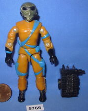 1989 FRAG-VIPER Cobra Grenade Thrower GI Joe 3.75 inch Figure