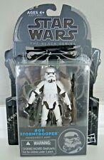 Hasbro Star Wars The Black Series Stormtrooper Action Figure #08