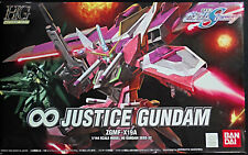 2005 Bandai HG 1/144 Mobile Suit Gundam Seed Destiny Infinite Justice Popy NY