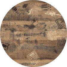 Tischplatte massivholz rund  Tischplatte Rund | eBay