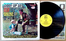 RED SOVINE - GIDDY UP GO - STARDAY LP