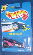 HOT WHEELS Shock Factor #141 New Model    c.1990  10 speed points
