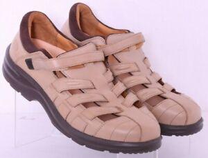 Dr. Comfort 0830 Breeze Adjustable Strap Fisherman Sandal Shoes Women's US 9W