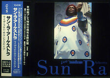 2erCD SUN RA ARKESTRA - live paysage sonore, Japon-CD