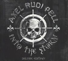 AXEL RUDI PELL / INTO THE STORM * NEW LIMITED 2CD DELUXE EDITION 2014 * NEU *