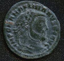 "Ancient Roman Coin "" Maximianus "" 286 - 310 A.D. REF# S3546 19 mm Diameter"