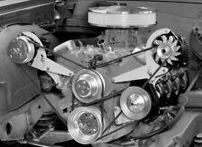 Alan Grove Components Bracket Alternator and Power Steering 601L