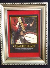 Champion Heart Beats To Different Drum John Di Lemme Framed Inspirationala Photo