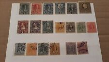 Montenegro, Old Post Stamps, Lot
