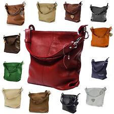 Echt Leder Damen Tasche Handtasche Schultertasche Shopper Ledertasche MC103376