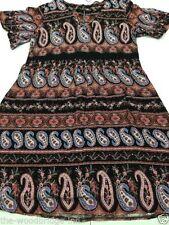 George V-Neck Short Sleeve Casual Dresses for Women
