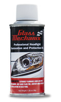 Glass Mechanix RAPID CLEAR HEADLIGHT RESTORATION and PROTECTION KIT, CASE