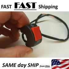 """7/8"""" Handlebar Motorcycle custom MOD Switch With On/off Button"""