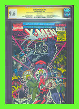 X-Men Annual #14 CGC 9.6 SS Jim Lee Chris Claremont Golden 1st Gambit