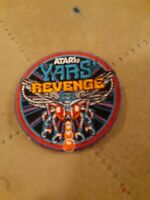 1982 Yars Revenge Patch New ATARI 2600 ▪︎FREE SHIPPING ▪︎