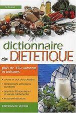 Dictionnaire de diététique de Moioli, Gianfranco, Bod... | Livre | état très bon