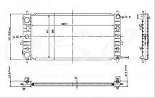 OSC 13042 Radiator