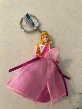 Disney Parks Princess Aurora Classic Sleeping Beauty Figurine Keychain New