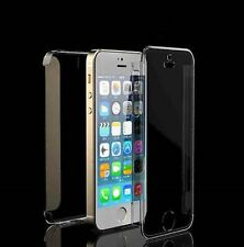 SAC Transparent Clear Full Body Hard Ultra Thin Case Cover For Apple iPhone5 5S