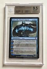 2010 WORLDWAKE, JACE,THE MIND SCULPTOR.MYTHIC RARE  BGS GRADED 9.5 GEM MINT