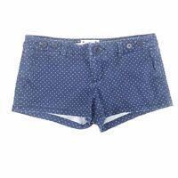 American Eagle Shorts Womens Size 0 Favorite Fit Chino Polka Dot Short Bottoms