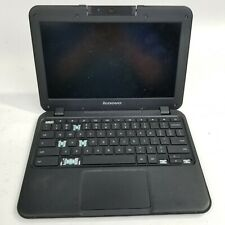 Lotx 6 Lenovo Chromebook N21 11.6in Netbook - For Parts, Hdd & Ram Removed