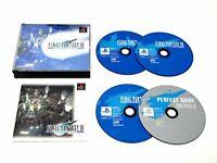 USED PS1 PS PlayStation 1 Final Fantasy VII International 77093 JAPAN IMPORT