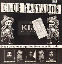 "Club Bastardos(Promo 12"" Vinyl P/S)Nada De Cojones Aqui Los Hermanos Ba-VG/VG"