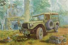 Roden 1/35 M37 US 3/4 ton 4x4 Cargo Truck #0806 #806 *New*Sealed*