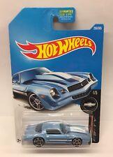 Hot Wheels '81 Chevy Chevrolet Camaro 1981 HW 50th Anniversary L Case Die Cast