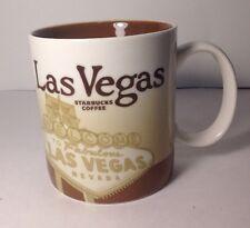 Starbucks Las Vegas 2009 Global Icon Collector Series 16 Oz Coffee Cup Mug