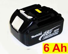 Original Makita Akku 18 V  Li  -  BL1830 mit 6 Ah  Samsung Zellen  6000 mAh