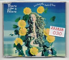 Tears For Fears CD Sowing The Seeds Of Love - 1-track promo CD - IDCDJ 12
