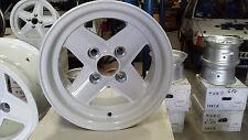 "Revolution 4 Spoke Classic Rally Wheel - 7x13"" Std Nut 4x108 Ford Fit"