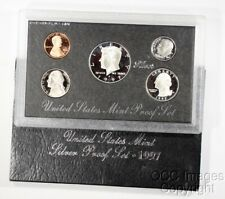 1997 San Francisco Silver Proof Set / OGP Packaging / No Stickers or Writing