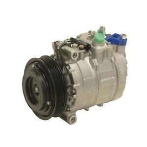 For Land Rover Freelander 2.5 V6 02-05 A/C Compressor and Clutch Denso 471-1383