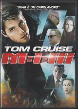 Mission: Impossible III (2006) DVD