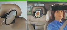 """7"""" Car Seat Safety Mirror View Back Baby Rear Ward Facing Care Child Infant"""