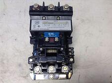 Allen Bradley 500F-DOD930 Size 3 Contactor Motor Starter 500FDOD930 115-120 VAC