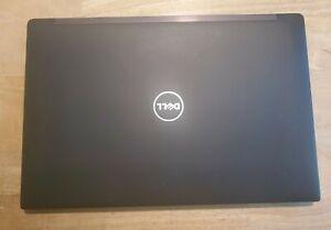 Dell Latitude 7480 Laptop i7-6600U 256GB SSD 16GB FHD TB CMRA BKLT BT W10P WIFI