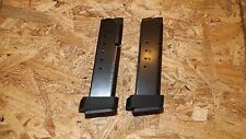 2 - NEW - 8rd Extended Magazines Mags Clips for FEG GKK-45 .45acp       (F138*)