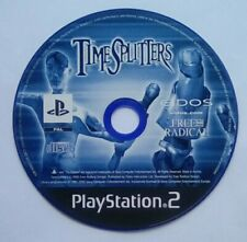 *DISK ONLY* Time Splitters TimeSplitters Playstation 2 Two PS2 PSTwo PS