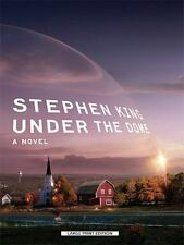 Under the Dome by Stephen King (2009, Hardcover, Large Type)